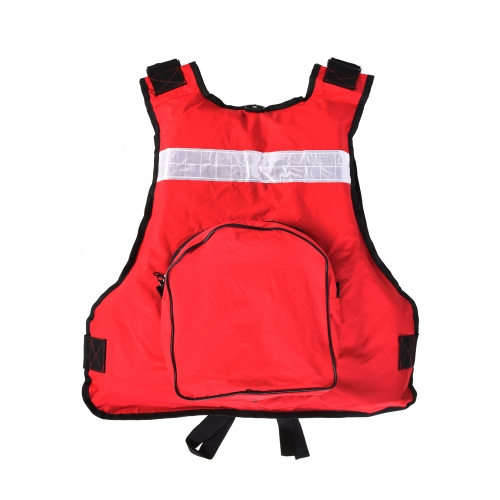 Professional Flotation Adult Safety Life Jacket Survival Vest Swimming Kayaking Boating Drifting with Emergency WhistleSports &amp; Outdoor<br>Professional Flotation Adult Safety Life Jacket Survival Vest Swimming Kayaking Boating Drifting with Emergency Whistle<br>