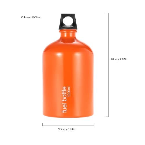 Portable Fuel Bottle Petroleum Gasoline Fuel Bottle Tank Fuel Can 1000ml?No Fuel?Sports &amp; Outdoor<br>Portable Fuel Bottle Petroleum Gasoline Fuel Bottle Tank Fuel Can 1000ml?No Fuel?<br>