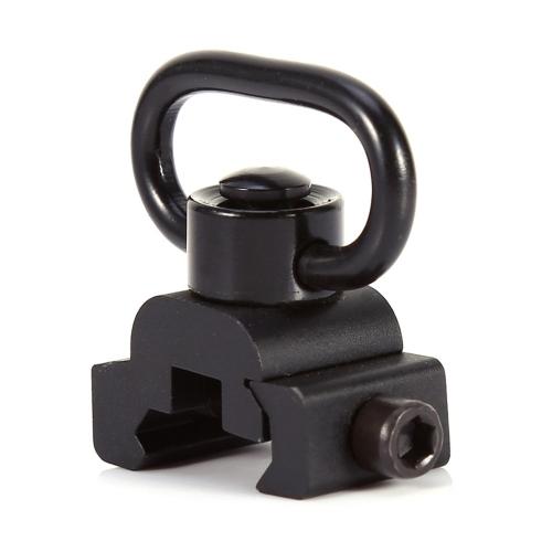 Sling Mounts and Swivel Metal Quick Release Detach Fit 20mm Weaver RailSports &amp; Outdoor<br>Sling Mounts and Swivel Metal Quick Release Detach Fit 20mm Weaver Rail<br>