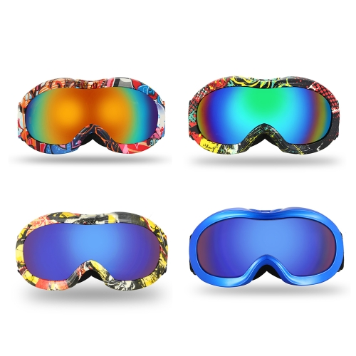 Lixada Anti-fog Ski Goggles UV Protection Dual Lens Snowboard Goggles Windproof Snow Skating Skiing Sports Goggle for KidsSports &amp; Outdoor<br>Lixada Anti-fog Ski Goggles UV Protection Dual Lens Snowboard Goggles Windproof Snow Skating Skiing Sports Goggle for Kids<br>