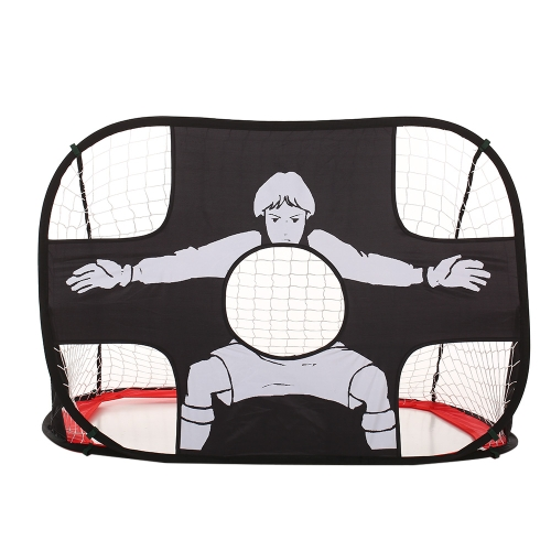2-in-1 Pop Up Kids Soccer GoalSports &amp; Outdoor<br>2-in-1 Pop Up Kids Soccer Goal<br>