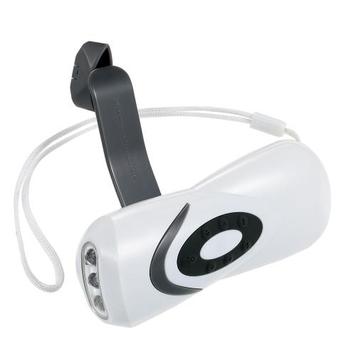 XLN-283C Mini Hand Cranking FlashlightSports &amp; Outdoor<br>XLN-283C Mini Hand Cranking Flashlight<br>