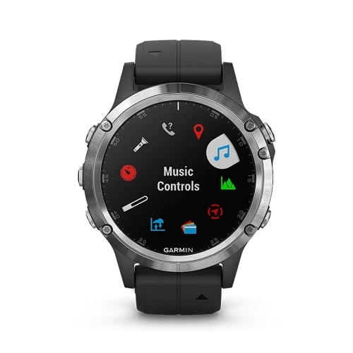 Montre sport intelligente Garmin fenix 5 Plus GPS multisports