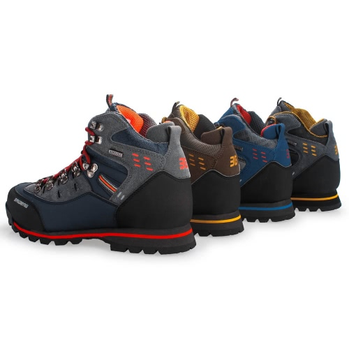 Outdoor High-top Shoes Professional Mountain Climbing Boots Mens Hiking Shoes Sport Sneaker Water-resistant Trekking ShoesSports &amp; Outdoor<br>Outdoor High-top Shoes Professional Mountain Climbing Boots Mens Hiking Shoes Sport Sneaker Water-resistant Trekking Shoes<br>