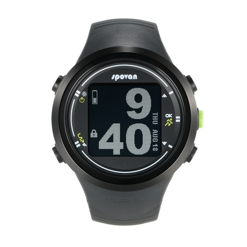 SPOVAN GL005 GPS Smart Digital Sports WatchSports &amp; Outdoor<br>SPOVAN GL005 GPS Smart Digital Sports Watch<br>