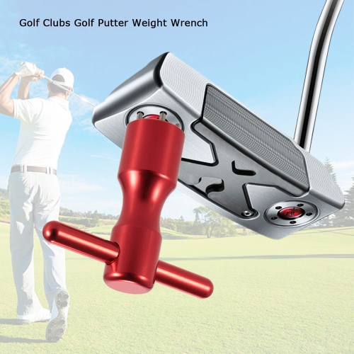 Aluminum Alloy Golf Clubs Golf Putter Weight Wrench ToolSports &amp; Outdoor<br>Aluminum Alloy Golf Clubs Golf Putter Weight Wrench Tool<br>