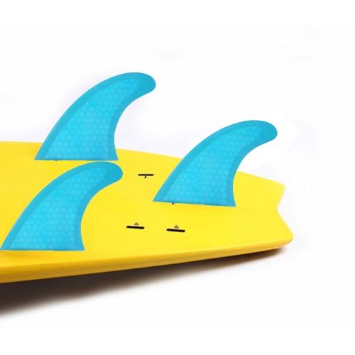 Surfboard Fins Honeycomb Fiberglass Surf Board Fins G3 / G5 / G7 Surf Fins Surfing ThrusterSports &amp; Outdoor<br>Surfboard Fins Honeycomb Fiberglass Surf Board Fins G3 / G5 / G7 Surf Fins Surfing Thruster<br>