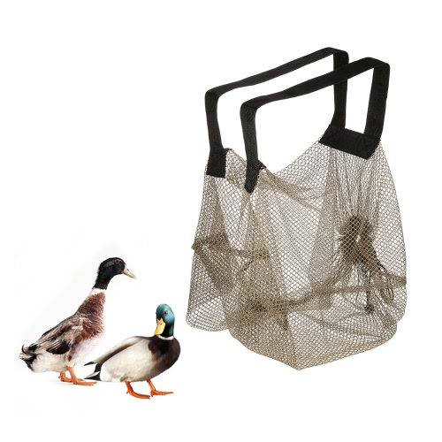 2PCS Mesh Decoy Bag Bundle Duck Turkey Goose Decoy BagSports &amp; Outdoor<br>2PCS Mesh Decoy Bag Bundle Duck Turkey Goose Decoy Bag<br>
