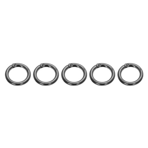 5PCS Spring Gate O Ring Keyring Leather Bag Belt Strap Dog Chain Buckle Snap Clasp Clip Trigger AccessoriesSports &amp; Outdoor<br>5PCS Spring Gate O Ring Keyring Leather Bag Belt Strap Dog Chain Buckle Snap Clasp Clip Trigger Accessories<br>