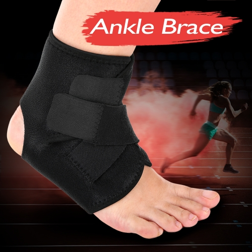 Lixada Ankle Brace Support Adjustable Ankle Brace Protector Strap Breathable Ankle Recovery Wrap Strap Belt Guard for Running BaskSports &amp; Outdoor<br>Lixada Ankle Brace Support Adjustable Ankle Brace Protector Strap Breathable Ankle Recovery Wrap Strap Belt Guard for Running Bask<br>