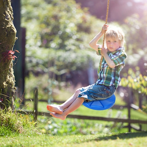 Disc Rope Swing with Plate SeatSports &amp; Outdoor<br>Disc Rope Swing with Plate Seat<br>