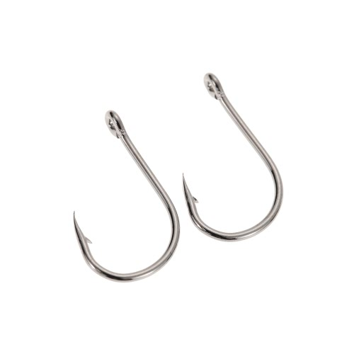 40pcs Strong Stainless Steel Sharpened Jigging Fish Hook Fishhook Jig Big Fishing Hooks Saltwater Bait holder Baitholder with BarbSports &amp; Outdoor<br>40pcs Strong Stainless Steel Sharpened Jigging Fish Hook Fishhook Jig Big Fishing Hooks Saltwater Bait holder Baitholder with Barb<br>