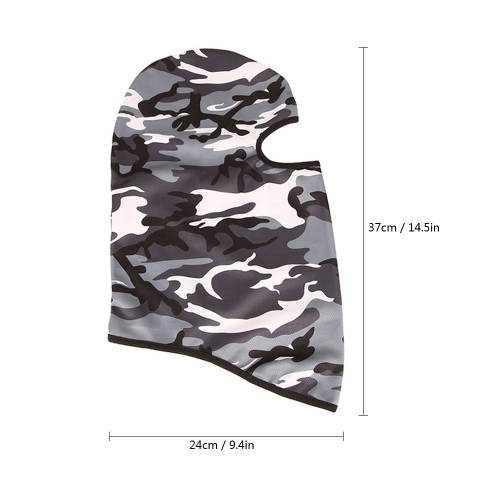 Camouflage Headwear Full Face Mask Outdoor Sports Face Hood for Outdoor Cycling Motorcycle HuntingSports &amp; Outdoor<br>Camouflage Headwear Full Face Mask Outdoor Sports Face Hood for Outdoor Cycling Motorcycle Hunting<br>