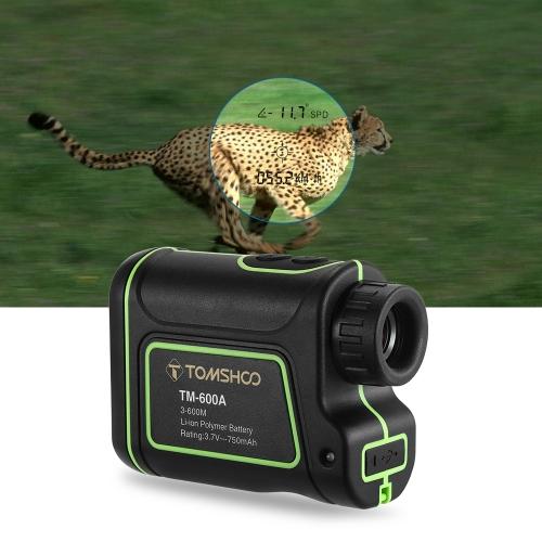 TOMSHOO 600M 7x24mm Laser RangefinderSports &amp; Outdoor<br>TOMSHOO 600M 7x24mm Laser Rangefinder<br>