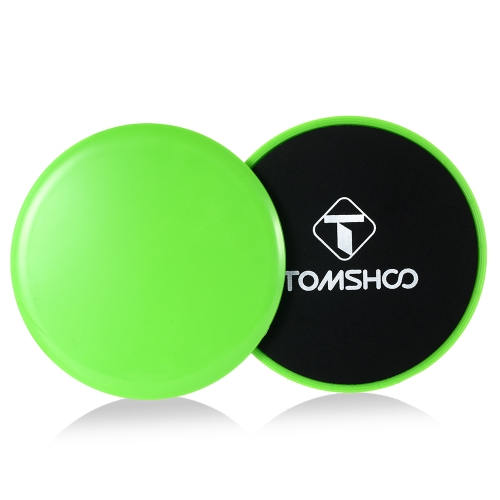 TOMSHOO Pack of 4 Gliding Discs SetSports &amp; Outdoor<br>TOMSHOO Pack of 4 Gliding Discs Set<br>