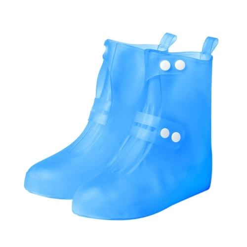 Fashion Unisex Reusable Tube Rainshoes