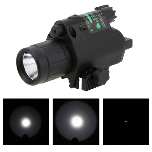 Full Metal Tactical Sighting LED Flashlight with 3 Mode Tail SwitchSports &amp; Outdoor<br>Full Metal Tactical Sighting LED Flashlight with 3 Mode Tail Switch<br>