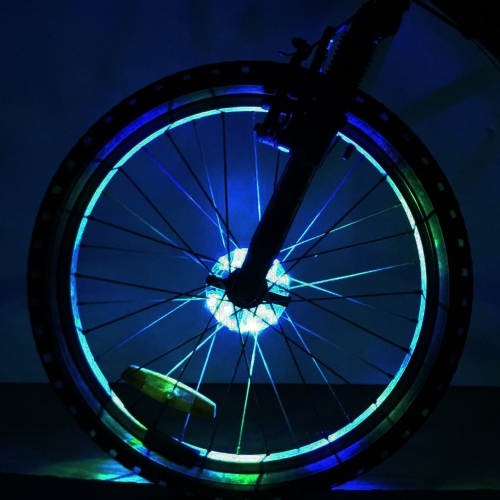 Rechargeable LED Bike Wheel Light Bicycle Wheel Spoke Light Cycling Bike Wheel Warning Lamp Bike Front Rear Hub LightSports &amp; Outdoor<br>Rechargeable LED Bike Wheel Light Bicycle Wheel Spoke Light Cycling Bike Wheel Warning Lamp Bike Front Rear Hub Light<br>