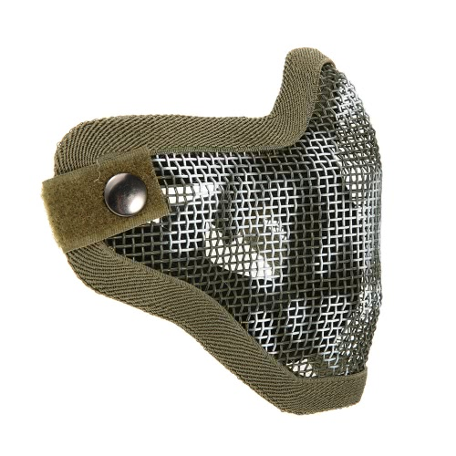 Lower Half Face Mask Metal Steel Net Mesh Tactical Hunting Military Airsoft Protective MaskSports &amp; Outdoor<br>Lower Half Face Mask Metal Steel Net Mesh Tactical Hunting Military Airsoft Protective Mask<br>
