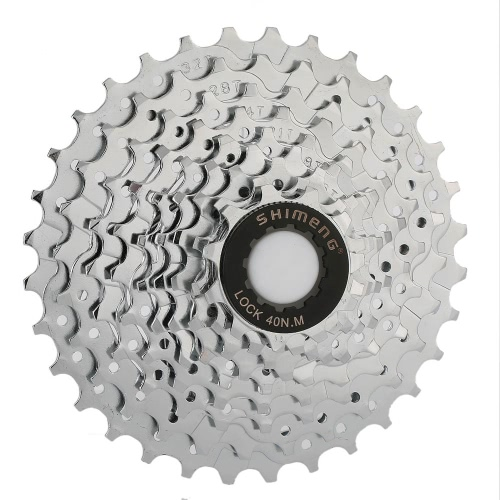 MTB Mountain Bike Bicycle 9S Cassette Flywheel 9 Speeds Flywheel 11-32T Teeth Crankset Cycling PartSports &amp; Outdoor<br>MTB Mountain Bike Bicycle 9S Cassette Flywheel 9 Speeds Flywheel 11-32T Teeth Crankset Cycling Part<br>