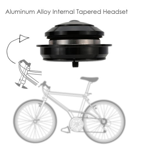 Bike Bicycle Aluminum Alloy Internal Tapered Headset Sealed BearingsSports &amp; Outdoor<br>Bike Bicycle Aluminum Alloy Internal Tapered Headset Sealed Bearings<br>