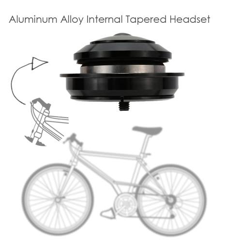 Bike Bicycle Aluminum Alloy Internal Tapered Headset Sealed BearingsSports &amp; Outdoor<br>Bike Bicycle Aluminum Alloy Internal Tapered Headset Sealed Bearings<br>
