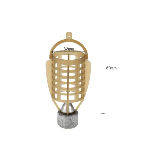 5PCS Bait Cages Fishing Trap Basket Feeder Holder Fishing Lure Cage Fish Bait Lure Fishing Accessories 40g 50g 60g 70g 80gSports &amp; Outdoor<br>5PCS Bait Cages Fishing Trap Basket Feeder Holder Fishing Lure Cage Fish Bait Lure Fishing Accessories 40g 50g 60g 70g 80g<br>