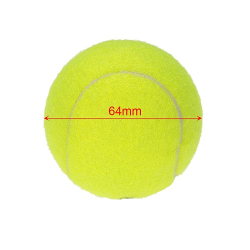 10pcs/bag Tennis Training Ball Practice High Resilience Training Durable Tennis Ball Training Balls for Beginners CompetitionSports &amp; Outdoor<br>10pcs/bag Tennis Training Ball Practice High Resilience Training Durable Tennis Ball Training Balls for Beginners Competition<br>