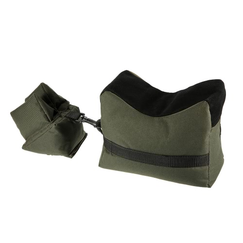 Front &amp; Rear Shooting Bench Rest Bags Rest Range Target Bench Unfilled Stand Hunting Tactical AccessoriesSports &amp; Outdoor<br>Front &amp; Rear Shooting Bench Rest Bags Rest Range Target Bench Unfilled Stand Hunting Tactical Accessories<br>