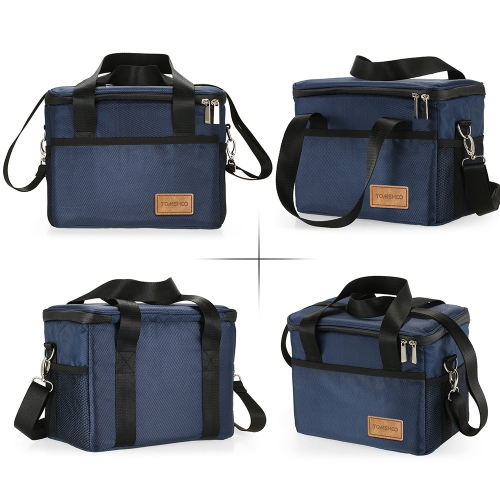 TOMSHOO 10L / 18L / 28L / 37L / 47L Large Capacity Insulated Lunch Bag Reusable Foldable Cooler Tote Grocery Bag Portable OutdoorSports &amp; Outdoor<br>TOMSHOO 10L / 18L / 28L / 37L / 47L Large Capacity Insulated Lunch Bag Reusable Foldable Cooler Tote Grocery Bag Portable Outdoor<br>