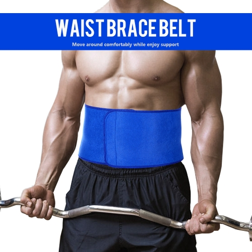 Lixada Waist Brace Support Adjustable Back Support Brace Lower Lumbar Brace Belt Elastic Waist Straps Abdominal WrapSports &amp; Outdoor<br>Lixada Waist Brace Support Adjustable Back Support Brace Lower Lumbar Brace Belt Elastic Waist Straps Abdominal Wrap<br>