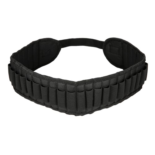 Water Resistant Hunting Tactical Belt Shot Belt with 30 Shot Shells for Outdoor SportsSports &amp; Outdoor<br>Water Resistant Hunting Tactical Belt Shot Belt with 30 Shot Shells for Outdoor Sports<br>