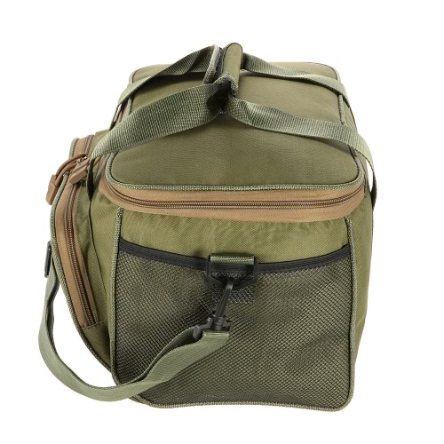 Portable Multifunctional Canvas Fishing Shoulder Bag Pack Fishing Tackle Bag Fishing Lure Reel Bag Pouch CaseSports &amp; Outdoor<br>Portable Multifunctional Canvas Fishing Shoulder Bag Pack Fishing Tackle Bag Fishing Lure Reel Bag Pouch Case<br>
