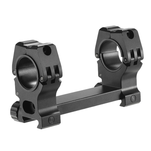 Outdoor Scope Mount with Bubble Level for 30mm / 1 inch Ring Hunting Dual Ring Riflescope MountSports &amp; Outdoor<br>Outdoor Scope Mount with Bubble Level for 30mm / 1 inch Ring Hunting Dual Ring Riflescope Mount<br>