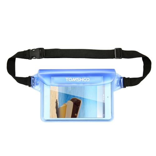 TOMSHOO 2 Pack Outdoor Sports Waterproof Pouch Dry Bag Case Waist Fanny Pack for Beach Kayaking Fishing Boating SwimmingSports &amp; Outdoor<br>TOMSHOO 2 Pack Outdoor Sports Waterproof Pouch Dry Bag Case Waist Fanny Pack for Beach Kayaking Fishing Boating Swimming<br>