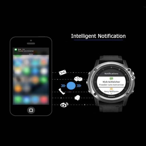 Garmin Fenix 3 HR Smart Watch with Mineral GlassSports &amp; Outdoor<br>Garmin Fenix 3 HR Smart Watch with Mineral Glass<br>