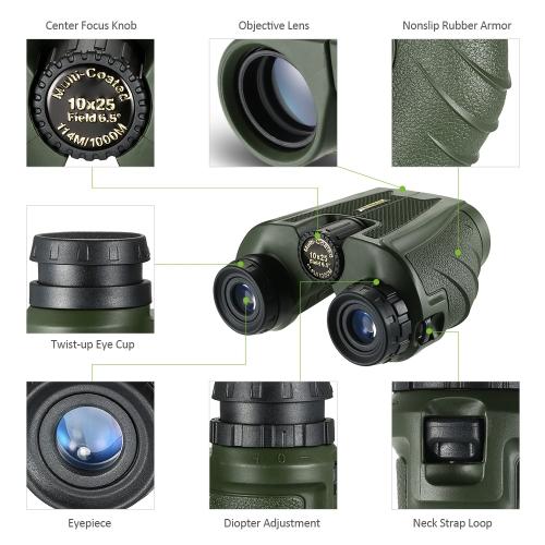 10x25 Folding Binoculars TelescopeSports &amp; Outdoor<br>10x25 Folding Binoculars Telescope<br>