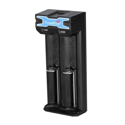 TrustFire 2 слота Аккумуляторное зарядное устройство