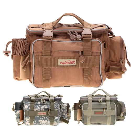 Trulinoya Outdoor Multifunctional Fishing Bag TackleSports &amp; Outdoor<br>Trulinoya Outdoor Multifunctional Fishing Bag Tackle<br>