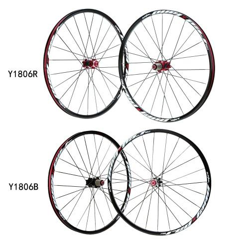 26 24H Disc Brake Bike Wheel Mountain Bicycle MTB Bike Wheelset Hubs Rim Front RearSports &amp; Outdoor<br>26 24H Disc Brake Bike Wheel Mountain Bicycle MTB Bike Wheelset Hubs Rim Front Rear<br>
