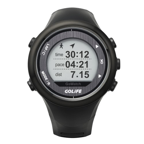 GOLiFE GoWatch 820i Outdoor GPS Smart Sports Watch Rechargeable Running Cycling Swimming Hiking Triathlon 5ATM Water ResistantSports &amp; Outdoor<br>GOLiFE GoWatch 820i Outdoor GPS Smart Sports Watch Rechargeable Running Cycling Swimming Hiking Triathlon 5ATM Water Resistant<br>