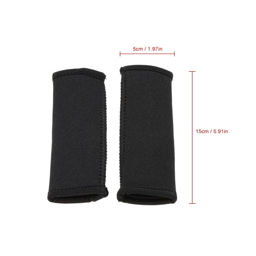2pcs Neoprene Kayak Paddle Grips Soft and Antiskid Protect Paddle Shaft Prevent Blisters &amp; CallusSports &amp; Outdoor<br>2pcs Neoprene Kayak Paddle Grips Soft and Antiskid Protect Paddle Shaft Prevent Blisters &amp; Callus<br>