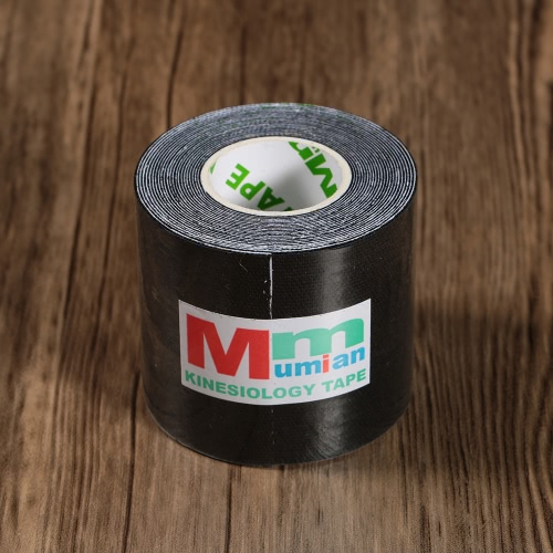 3m*5cm Muscle Tape Kinesiology Tape Sports Tape Roll Cotton Elastic Adhesive Muscle Bandage Care Physio Strain Injury SupportSports &amp; Outdoor<br>3m*5cm Muscle Tape Kinesiology Tape Sports Tape Roll Cotton Elastic Adhesive Muscle Bandage Care Physio Strain Injury Support<br>
