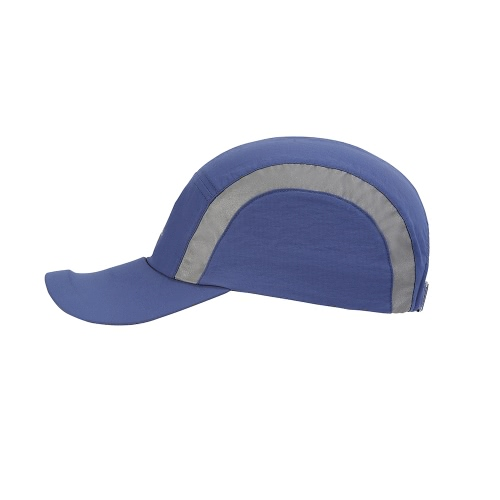 Quick-drying Reflective Baseball Cap Lightweight Summer UV Protection Sun Hat Outdoor Sports CapSports &amp; Outdoor<br>Quick-drying Reflective Baseball Cap Lightweight Summer UV Protection Sun Hat Outdoor Sports Cap<br>