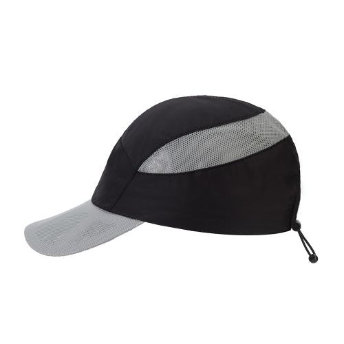 VEPEAL Unisex de secagem rápida Mesh Baseball Sun Cap Outdoor Lightweight UV Protection Sports Hat