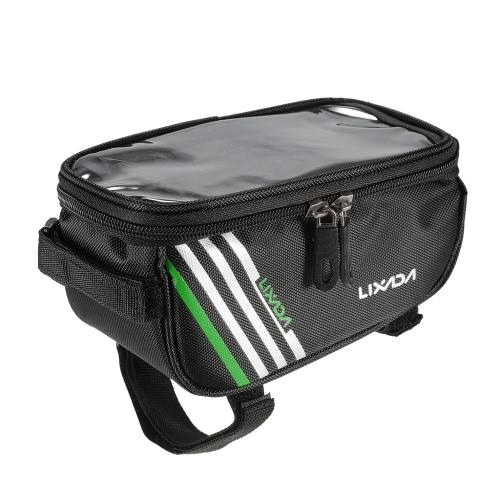 Lixada Cycling Front Tube Smartphone BagSports &amp; Outdoor<br>Lixada Cycling Front Tube Smartphone Bag<br>