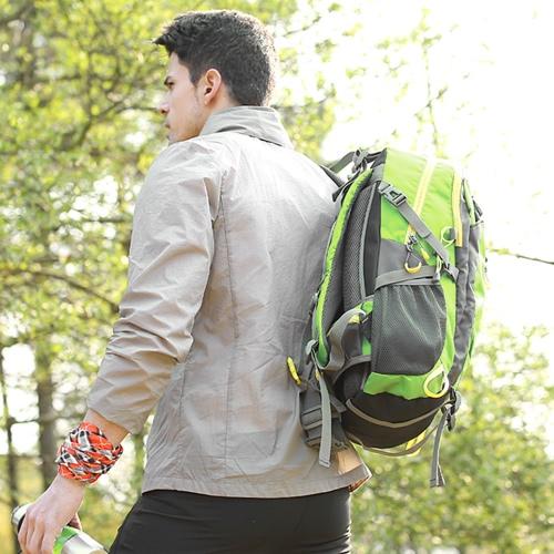 40L Water Resistant Travel Backpack Camp Hike Laptop Daypack Trekking Climb Back Bags For Men WomenSports &amp; Outdoor<br>40L Water Resistant Travel Backpack Camp Hike Laptop Daypack Trekking Climb Back Bags For Men Women<br>