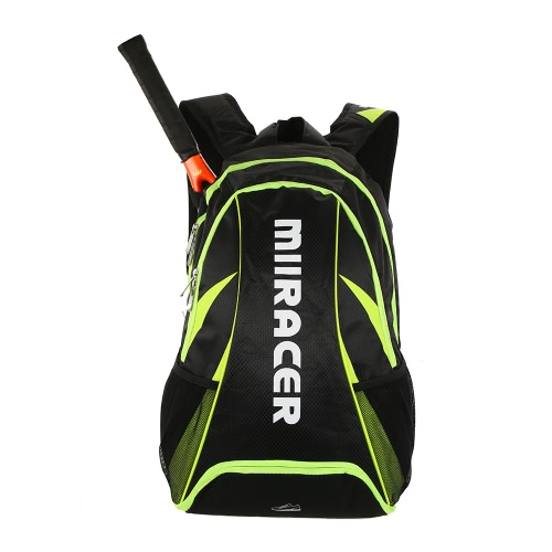 Badminton Racket Backpack Tennis Racquet Backpack Holder Shoulder Bag with Independent Shoe Bag Outdoor Sports BagSports &amp; Outdoor<br>Badminton Racket Backpack Tennis Racquet Backpack Holder Shoulder Bag with Independent Shoe Bag Outdoor Sports Bag<br>