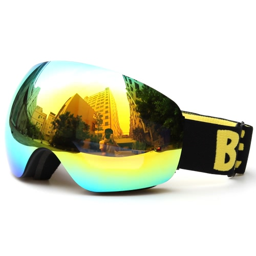 Winter Ski Goggles UV400 Protection Dual Lens Snowboard Goggles Spherical Snow Skating Skiing Sports Goggle Detachable Lens GoggleSports &amp; Outdoor<br>Winter Ski Goggles UV400 Protection Dual Lens Snowboard Goggles Spherical Snow Skating Skiing Sports Goggle Detachable Lens Goggle<br>