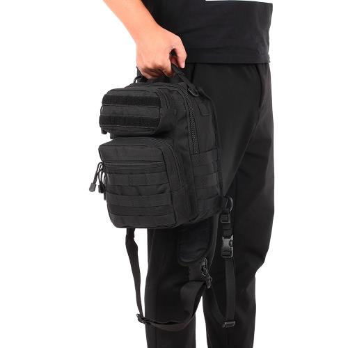 Outdoor Gear Sling Pack Backpack Single Shoulder Bag Chest Pack Bag Sport Molle Daypack for Camping Hiking HuntingSports &amp; Outdoor<br>Outdoor Gear Sling Pack Backpack Single Shoulder Bag Chest Pack Bag Sport Molle Daypack for Camping Hiking Hunting<br>